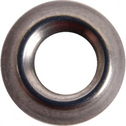 Washer Stamped Stainless Steel M3x2.1mm (x10)