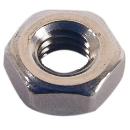 Ecrou HU Inox A2 M2x1.5mm (x10)