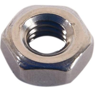 Ecrou HU Inox A2 M2x2mm (x10)