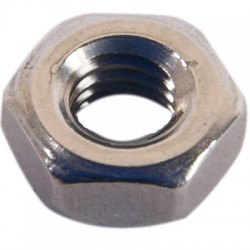 Ecrou HU Inox A2 M4x2.9mm (x10)