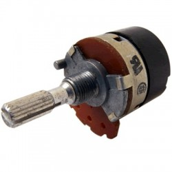 GAE Bistable Rotary Switch ON/OFF 250V 4A