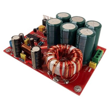 AMC Elevateur de tension DC 12V vers +/-32V 180W