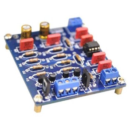 AMC - kit Module Buffer Mono OPA2134 (la paire)