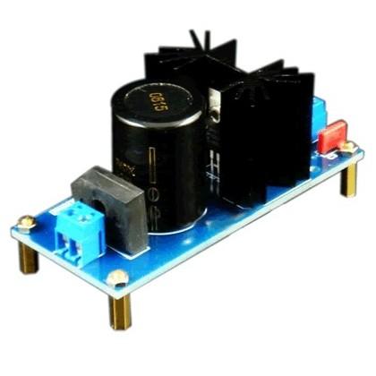 AMC - kit Alimentation régulée 1.5/30VDC 5A LM1084