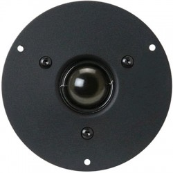 DAYTON AUDIO DC28F-8 Spaeker Driver Dome Tweeter Silk 50W 8 Ohm 89dB 1300Hz - 20kHz Ø2.8cm