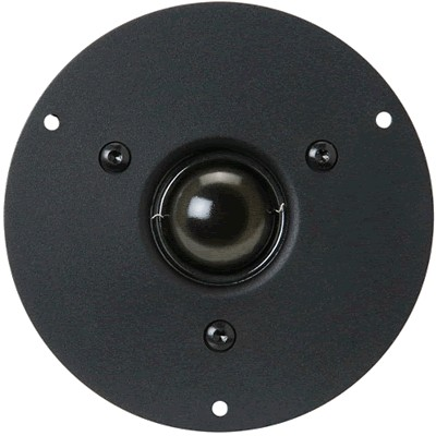 DAYTON AUDIO DC28F-8 Tweeter à Dôme soie 8 Ohm Ø28mm