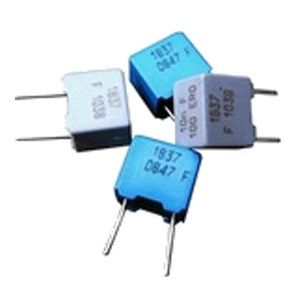Condensateur Polypropyléne Vishay ERO MKP1837 5mm 0.01µF