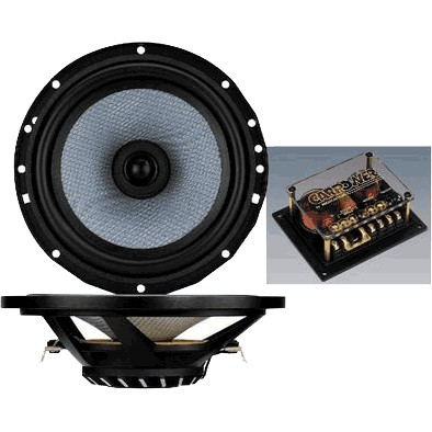 NEOVOX-130 2-way coaxial system (The pair)