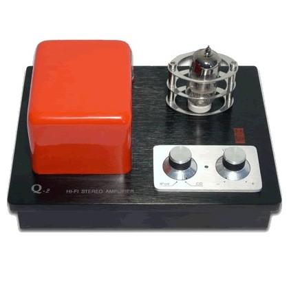 Qinpu Q2 Amplificateur Hybride à lampe 2X2.5W 8 ohms