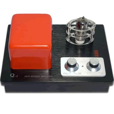 Qinpu Q2 Amplificateur Hybride à lampe 2x 2.5W / 8 ohms
