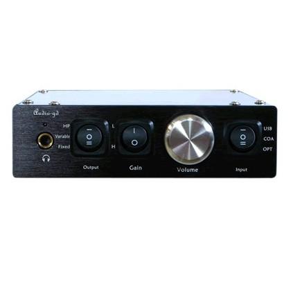 Audio-GD NFB-11.32 VT1731 ES9018 - DAC/PREAMP 32Bit/192khz