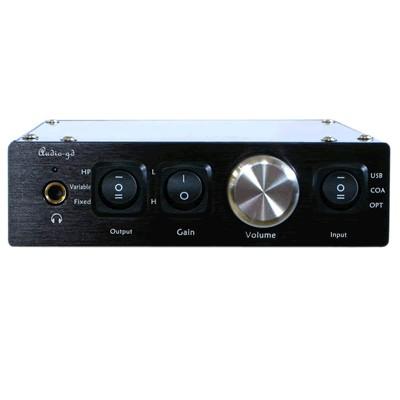 Audio-GD NFB-11 (2014) ES9018 DAC/PREAMP DSD/DXD 32Bit/384khz