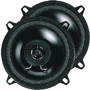 CRB-130CP Coaxial Carbon Speakers (Pair)