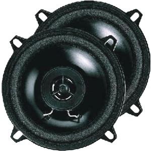 Haut-parleurs Coaxiaux Carbone CRB-130CP (La paire)