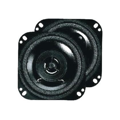 Haut-parleurs Coaxiaux Carbone CRB-100CP (La paire)