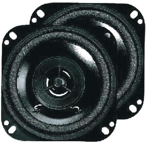 CRB-100CP Coaxial Carbon Speakers (Pair)