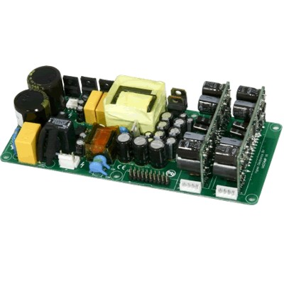 HYPEX UcD34MP Module amplificateur avec alimentation 4x30W 4 ohms