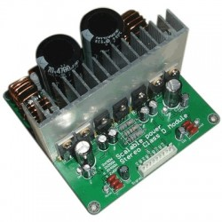 IRS2092 Stereo Class D Amplifier 2x 700W 4 ohms