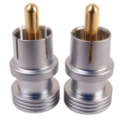 ELECAUDIO CAP-S Caps Caps RCA terminators (The pair)