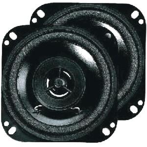Haut-parleurs Coaxiaux Polyprop CRB-100PP (La paire)
