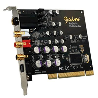 AIM SC8000 Sound / Amplifier Headphones