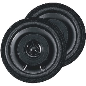 Polyprop CRB-087PP Coaxial Speakers (Pair)