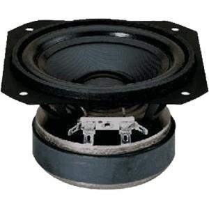 MONACOR SPP-110/4 Haut-parleurs de grave-médium Hi-Fi 60W 4Ω