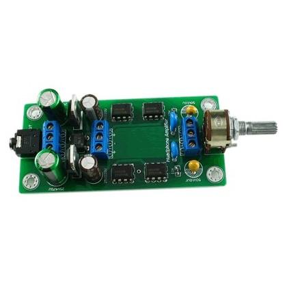 LJ P7SE Preamp/Amplificateur Casque Stéréo AOP NE5532P