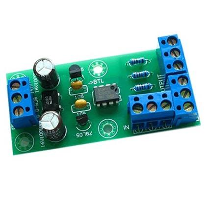 LJ BTL Symétriseur/Buffer Audio RCA/XLR