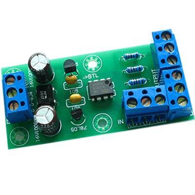 LJ BTL RCA / XLR Sound Recorder / Buffer