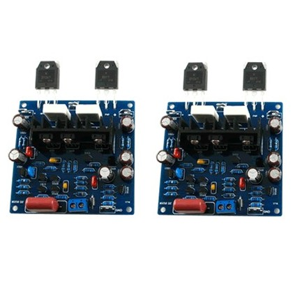 LJ MX50SE Modules Amplificateurs Double Mono 15-100W