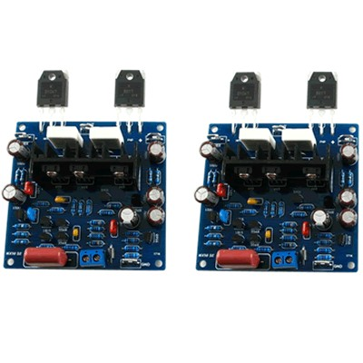 LJ MX50SE Single Amplifier Mono Modules 15-100W
