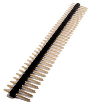 Barrette sécable à broches 1X36 écartement 2.54mm