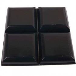 3M BUMPON Polyurethane Damping Feet 32x6mm (Set x4)