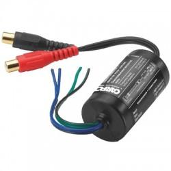 Transformateur audio d'impédance haut niveau vers niveau ligne
