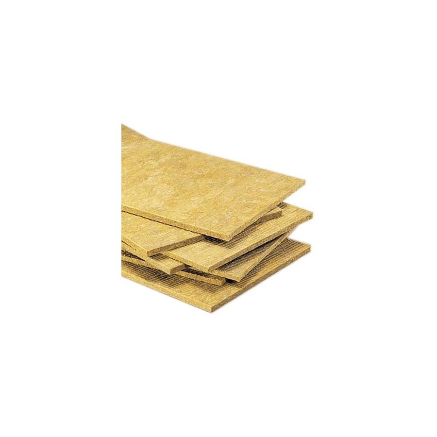 Rockwool 4x panneaux laine de roche haute densit - Laine de roche acoustique prix ...