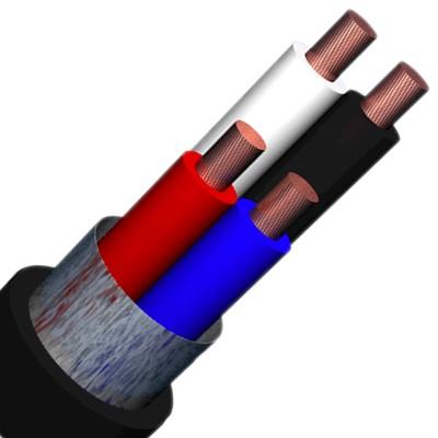 ELBAC HP425 Câble haut-parleur cuivre OFC 4x2.5mm² Ø 10.5mm