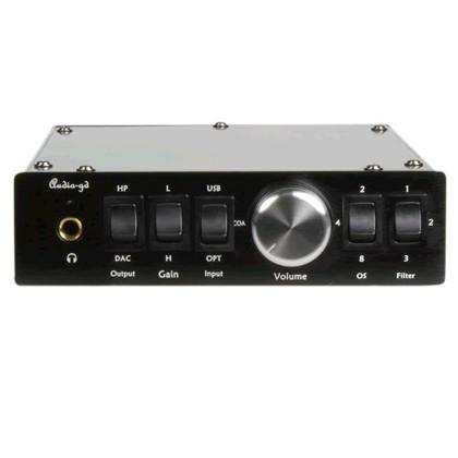 Audio-GD NFB-15.32 -DAC/PREAMP 32Bit/192khz USB32 2 X WM8741