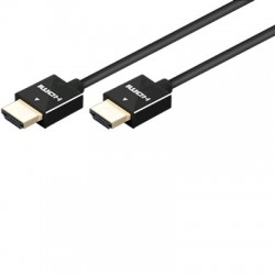 Câble HDMI Slim Ultra Fin 1.4 / 2160p Ethernet 1.5m