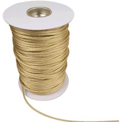ELECAUDIO PG-06 Braided Sheath Extensible Gold 100% (PVC) 05-12mm