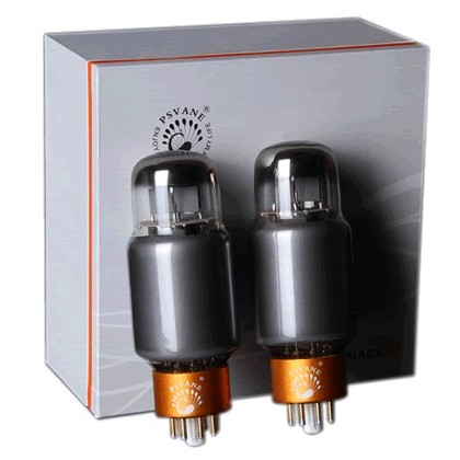 PSVANE 6CA7-TII MARK II paire de Tubes Série Hi-Fi Appairés