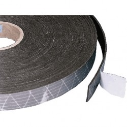 Self-adhesive foam seal 20mm (per meter)