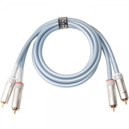 FURUTECH Alpha Line 1 Câble de Modulation Cuivre OFC RCA 1.0 m