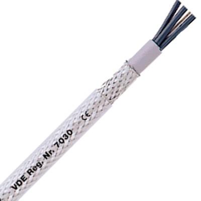 OLFLEX 110CY Câble Secteur Blindé 4x2.5mm² Ø 10.3mm
