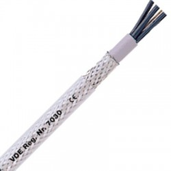 OLFLEX 110CY Câble Secteur Blindé 3x2.5mm² Ø 10.3mm