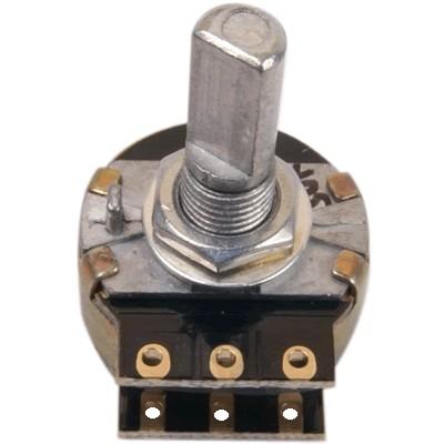 Stepped attenuator Stereo Anti Pop - Résistor 1% CMS 100k Flat Spot Axe