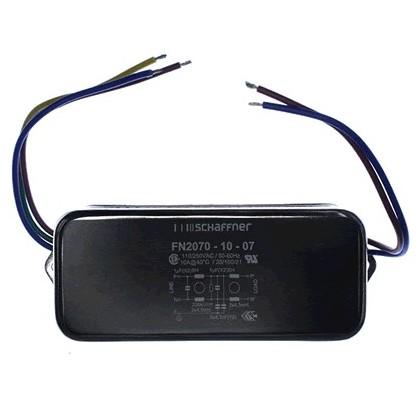 SCHAFFNER FN2070-10-07 - Filtre Secteur Anti-Parasites 230V 10A