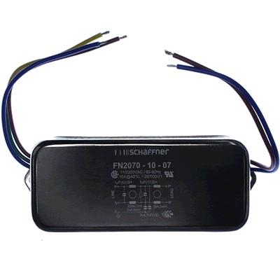 SCHAFFNER FN2070-10-07 Filtre Secteur Anti-Parasites 230V 10A