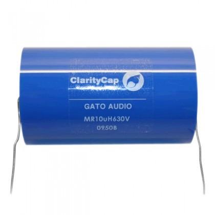 ClarityCap Condensateurs MR630VDC 0.10µf