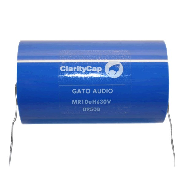 ClarityCap Capacitors MR630VDC 2.20μf